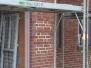 2012-06-11 Die ersten Fenster sind eingebaut