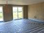 2012-07-23 Fußbodenheizung verlegt